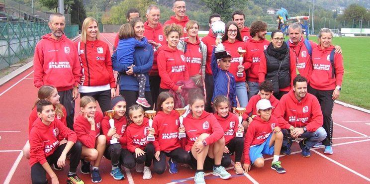 Il GS Alpini Sovere vince la coppa Camunia