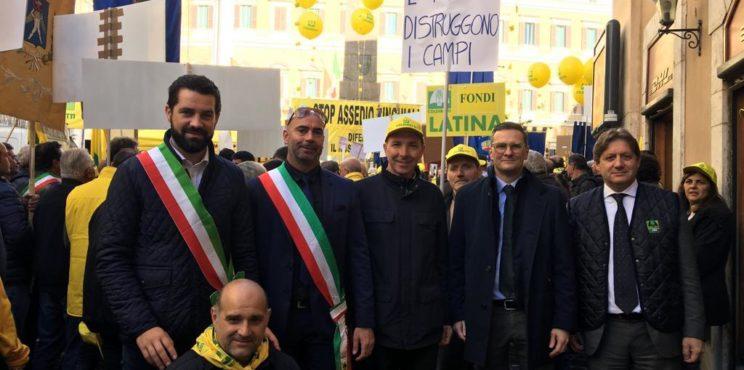 Pascoli devastati dai cinghiali, i sindaci a Roma per chiedere interventi urgenti