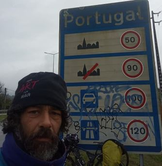 Sarnico – Spyros, 4500 km in bici fino a Santiago