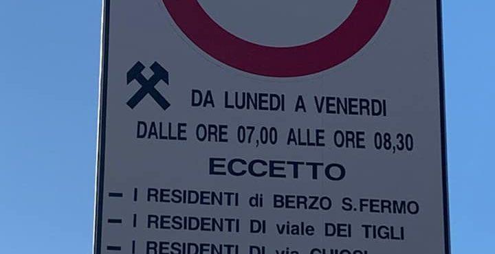 Borgo di Terzo: Nuovo divieto tagliacode