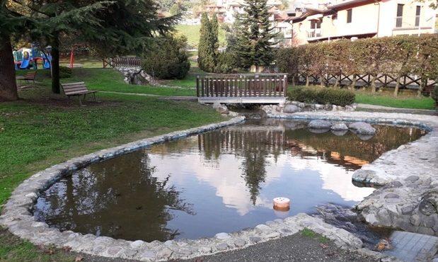 Casazza: Il parco di Mologno dedicato ai Volontari, una targa per ricordare Armando Raineri