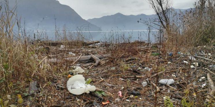Costa Volpino – Legambiente denuncia il degrado della foce dell'Oglio