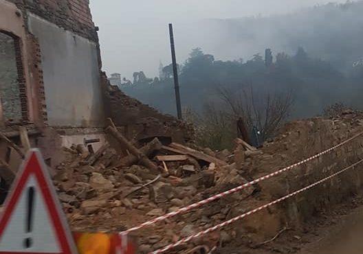 Castelli Calepio, Strada chiusa verso Capriolo
