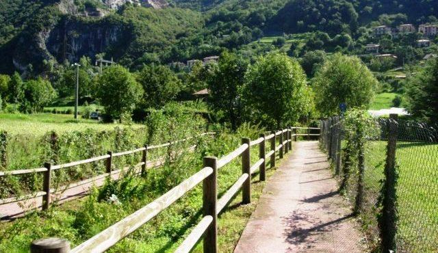 Sovere: ciclabile Monaco Milano, arrivano le acquisizioni dei terreni