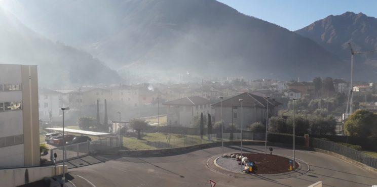Alto Sebino – Solita 'nebbia' giornaliera, e nessuno interviene