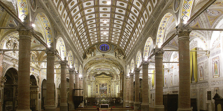 Lovere verso il quinto centenario della basilica di Santa Maria in Valvendra