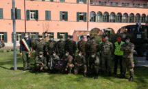 L'esercito russo a Trescore e Sovere