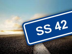 """Il Comitato SS 42: """"Che fine ha fatto il progetto della variante? E le rotonde di Borgo e delle terme?"""""""