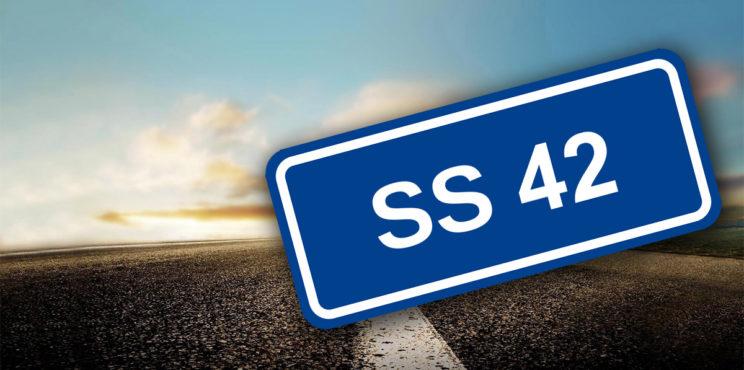 """Il sindaco di Trescore Danny Benedetti scrive a Conte: """"A rischio la realizzazione della variante alla SS 42"""""""