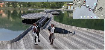 Dal Ponte sul lago alle Terme, passando per il centro turistico, tutti i sogni che ruotano attorno al lago di Endine