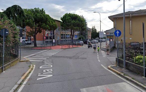 Albano, nuovo dosso in via Dante Alighieri… dopo i pilomat e il senso unico