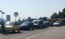Predore, pioggia di multe per chi parcheggia lungo la sp 469