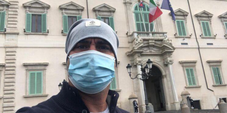 Il sindaco di Berzo San Fermo Trapletti porta l'immobilismo della SS 42 a Roma