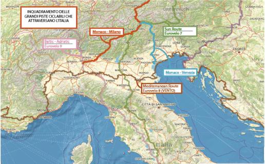 Da Rogno a Montello passando per la valle Cavallina, ecco il tracciato della Monaco Milano
