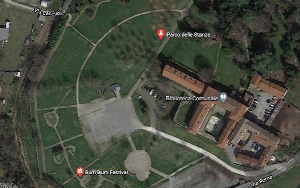 Trescore: Un cineteatro da 400 posti nella riqualificazione del parco 'Le Stanze'