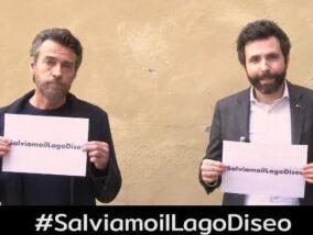 #SalviamoilLagoDiseo, l'onorevole Devis Dori lancia l'hastag per tenere alta l'attenzione sulla frana di Tavernola