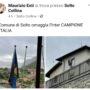 Solto Collina: La bandiera dell'Inter al posto di quella italiana, la minoranza protesta