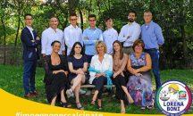Elezioni 2021: Lorena Boni si candida a Calcinate